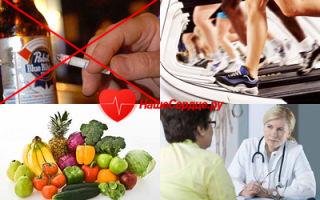 Профилактика инсульта: коррекция образа жизни у мужчин и женщин, лекарства и народные средства, упражнения