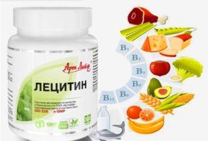 Лецитин от холестерина в крови, отзывы