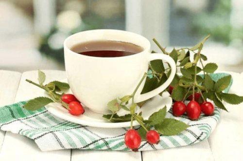 Чай для сосудов и сердца в домашних условиях