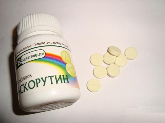 Аскорутин: инструкция по применению и для чего он нужен сосудам головного мозга, отзывы
