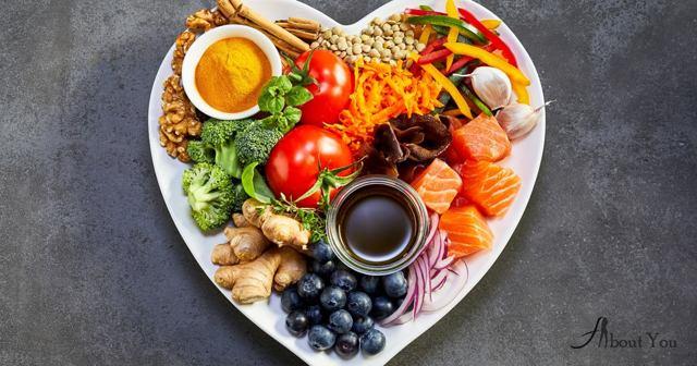 Самые полезные продукты для сердца и сосудов