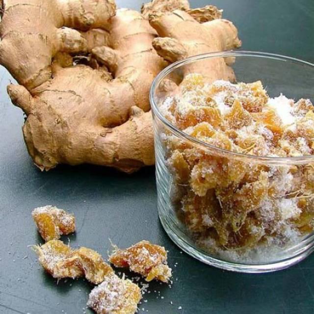 Цукаты из имбиря от простуды в домашних условиях, рецепт с фото пошагово