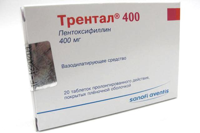 Сосудорасширяющие препараты для нижних конечностей: обзор средств