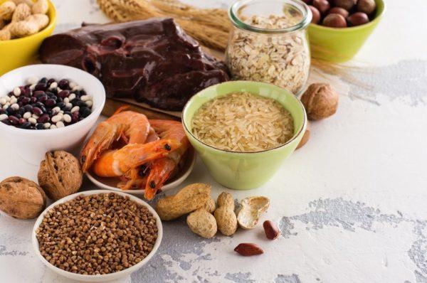 Продукты понижающие гемоглобин: какие продукты понижают, диета и питание