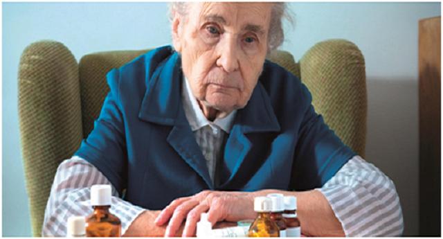 Головокружение у пожилых людей: лечение народными средствами и медикаментозное