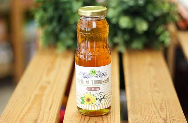 Сок топинамбура при сахарном диабете 2 типа, польза и вред