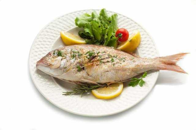 Жирная рыба при повышенном холестерине, как есть