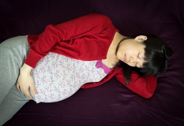 Кровь из носа: при беременности, причины кровотечения