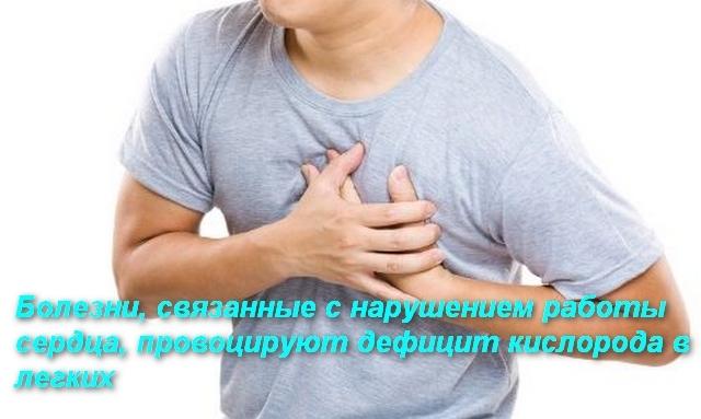 Затрудненное дыхание: причины нехватки воздуха, виды, диагностика, лечение