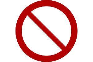 Что нельзя делать при геморрое: наружном и внутреннем у мужчин и женщин