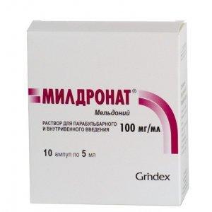 Препарат Милдронат: отзывы, инструкция по применению таблеток и уколов, аналоги средства