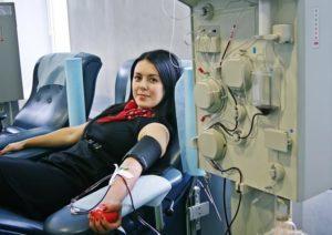 Донорство плазмы: как часто можно посещать центр