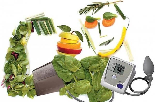 Правила питания при лечении гипертонии: диета, продукты, меню, снижающие давление при гипертонии