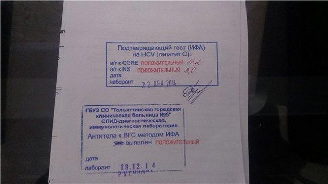 anti hcv анализ крови: что это такое, расшифровка