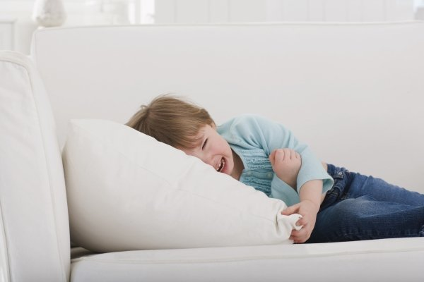 Что делать, если ребенок жалуется на боли в сердце