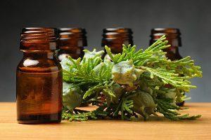 Эфирные масла от варикоза и сосудистых сеточек на ногах
