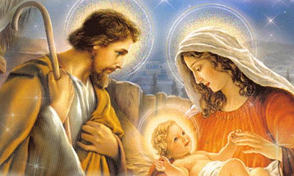 Молитва на Рождество Христово 7 января на удачу и замужество