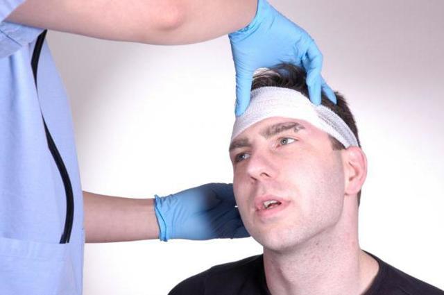 Почему болит лобная часть головы: причины