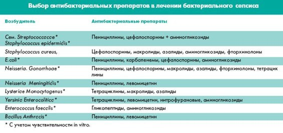 Заражение крови: причины, признаки и симптомы сепсиса, диагностика и лечение заболевания