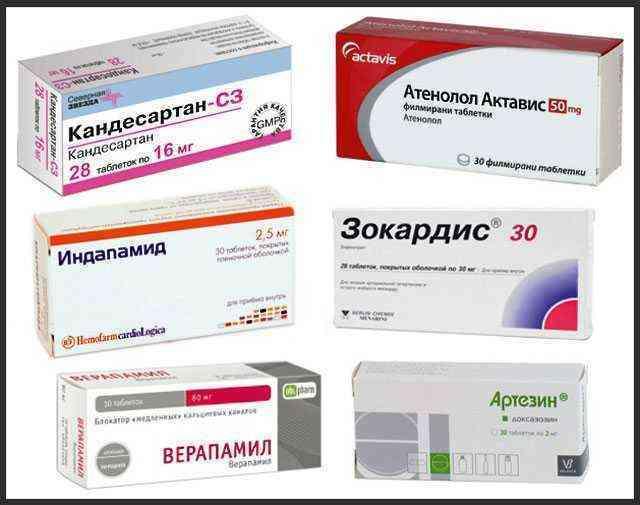Таблетки от давления, которые опасно покупать в России
