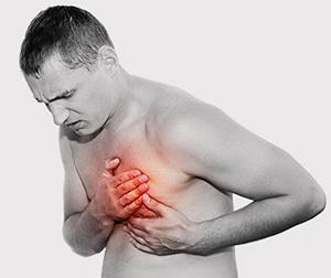 Боль в грудине посередине: причины появления болезненного синдрома у мужчин и женщин, лечение