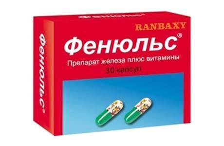 Список лучших сиропов для повышения гемоглобина