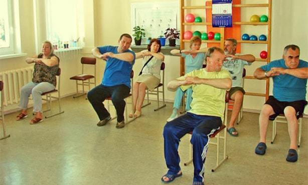 Можно ли заниматься гимнастикой после инфаркта