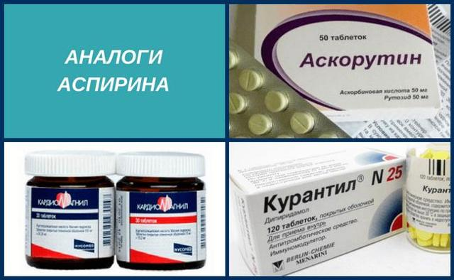 Аспирин для разжижения крови: как принимать, инструкция
