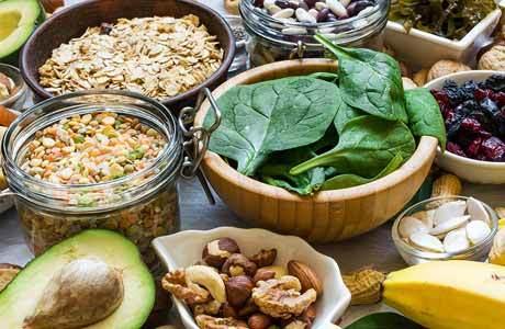 35 продуктов питания где магния больше всего таблица